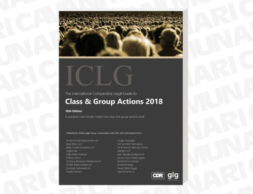 Raffaele Cavani e Alessandra Fossati: Class and Group Actions 2018 Italy