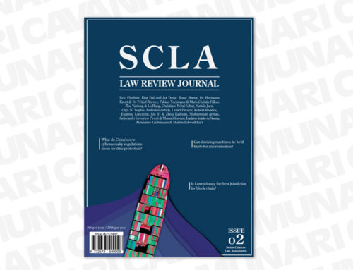 Munari Cavani  SCLA LAW REVIEW JOURNAL Issue 02
